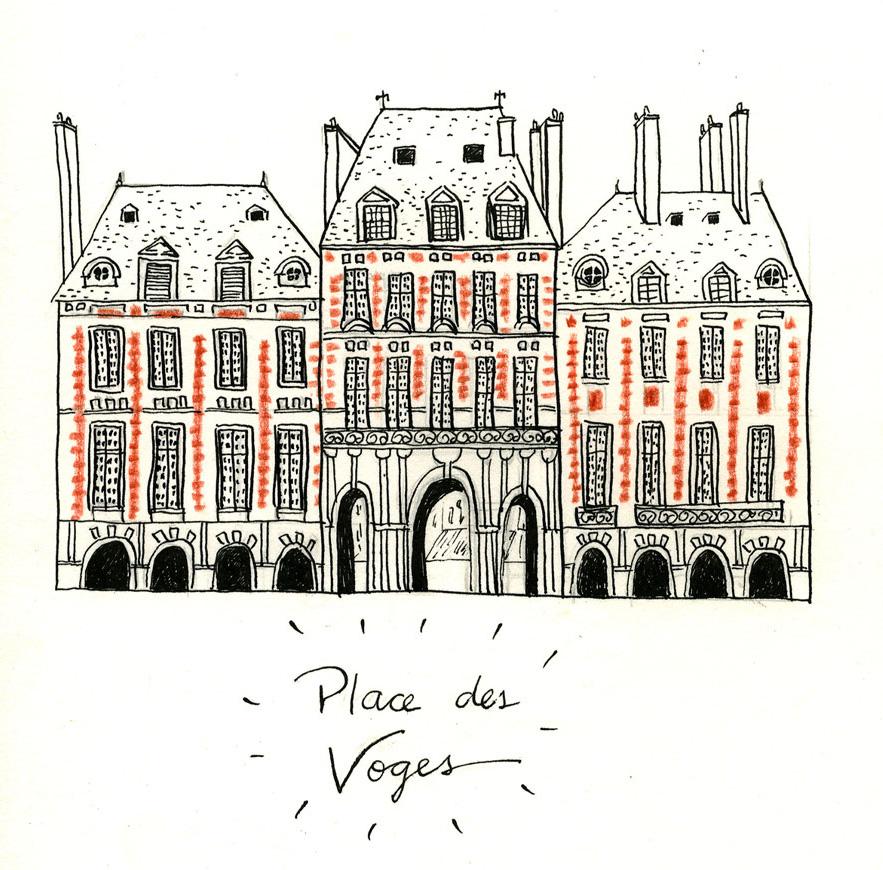 Place des Vogges