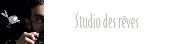 bannière studio des rêves